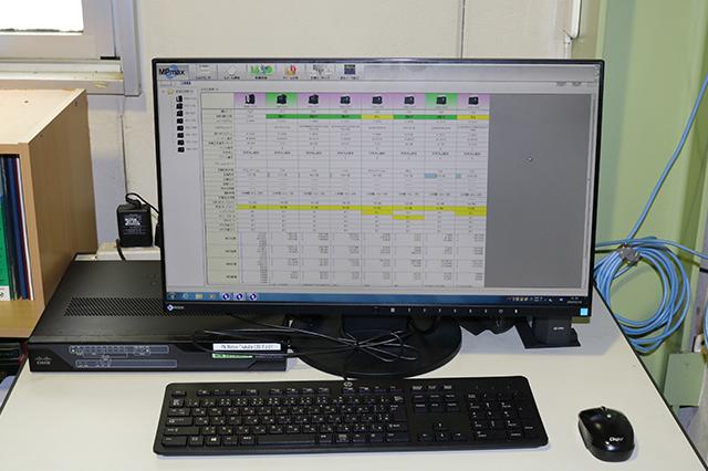 稼働状況監視システム